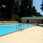 Camp Mikell Pool